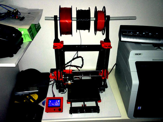 CTC Prusa i3 Pro B mit Full Graphic Smart LCD Controller